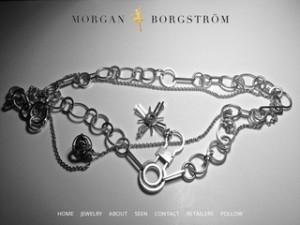 Morgan Borgström