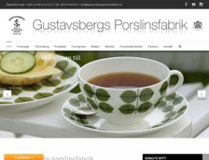 Gustavsbergs Porslinsfabrik