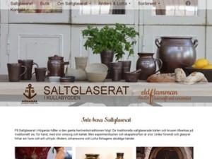 Saltglaserat i Kullabygden