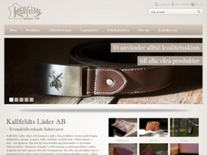 Kallfeldts Läder