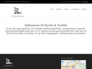 Gardin & Textilfix