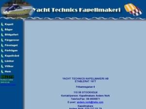 Yacht Technics Kapellmakeri