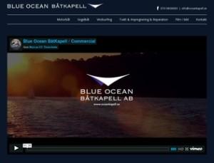 Blue Ocean Båtkapell