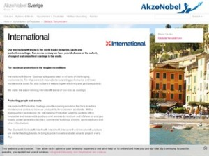 International | AkzoNobel