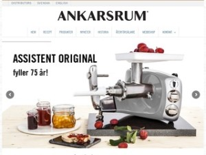 Ankarsrum Assistent | Ankarsrum Kitchen