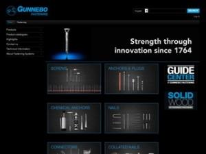 Gunnebo Fastening | Gbo Fastening Systems
