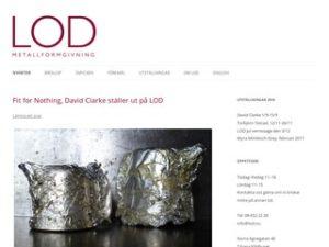 LOD Metallformgivning