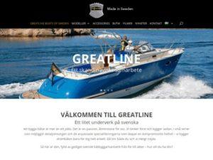 Greatline Boats of Sweden