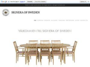 Signera of Sweden
