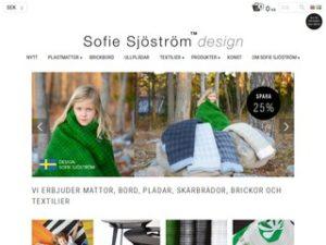 Sofie Sjöström design