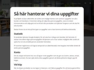 Bjelin Sweden   Delar av sortiment